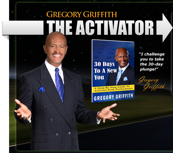 Gregory Griffith The Activator